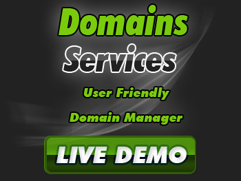 Reasonably priced domain registration services